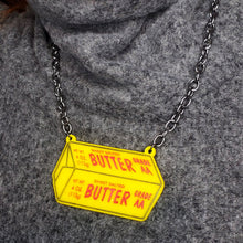 Butter Lover Necklace