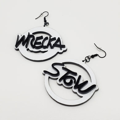 Wrecka Stow Earrings
