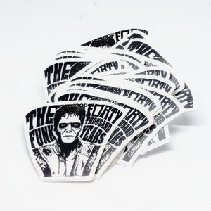 Thriller Killer sticker