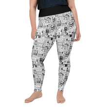 For A Good Time Call Plus Size Leggings