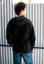 Hoodie with d4h Classic Logo Black