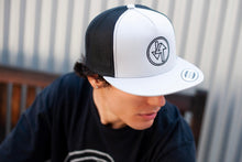 Arrow Logo Light Gray Adjustable Flex Fit Hat