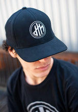 d4h Flex Fit Hat Embroidered Silver Puff Logo