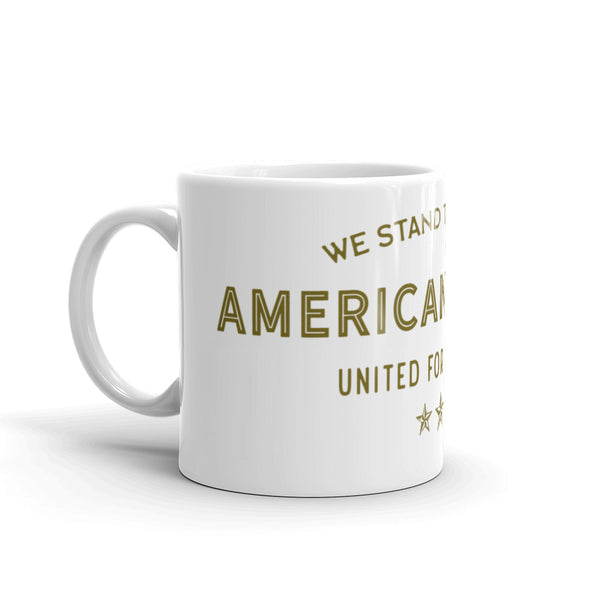 We Stand Together Mug
