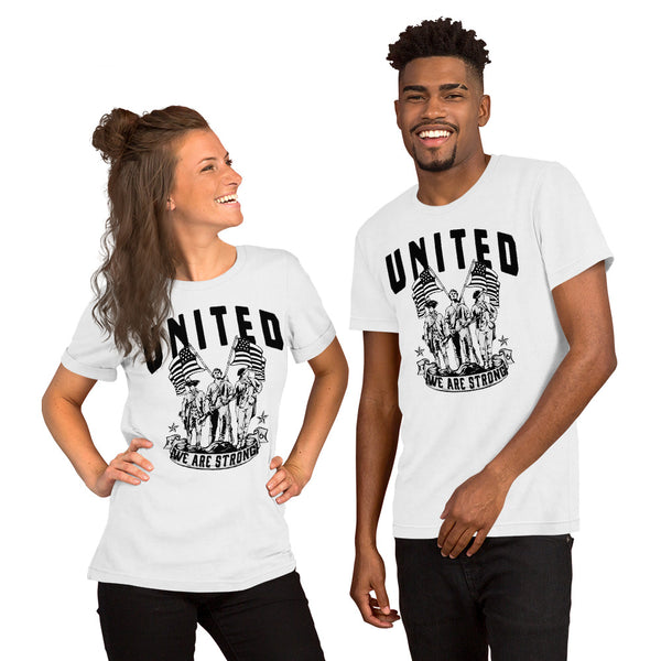 United We Are Strong Tee - unisex