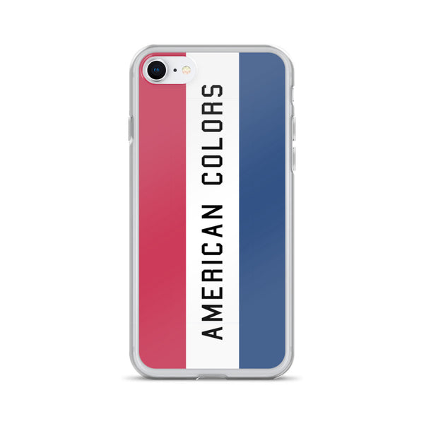 American Colors iPhone Case