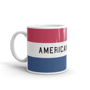 American Colors Tri-Color Mug