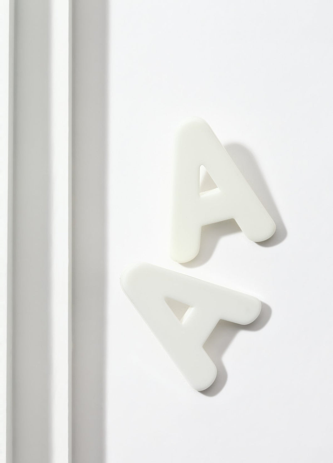 Alphabet (a) Earrings - FIACCI