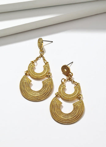 Ancient Goddess Earrings - FIACCI