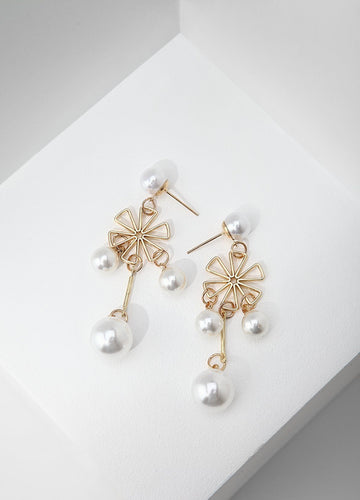 Daisy Chain Earrings Earrings - FIACCI