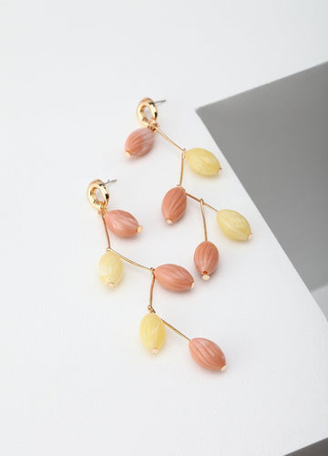 Floating Leaves Earrings Earrings - FIACCI