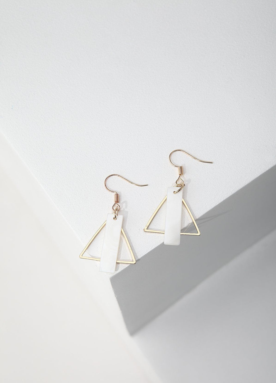 Geometry Rules Earrings Earrings - FIACCI