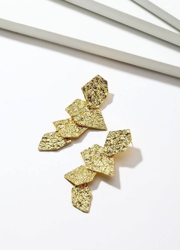 Gold Rush Earrings - FIACCI