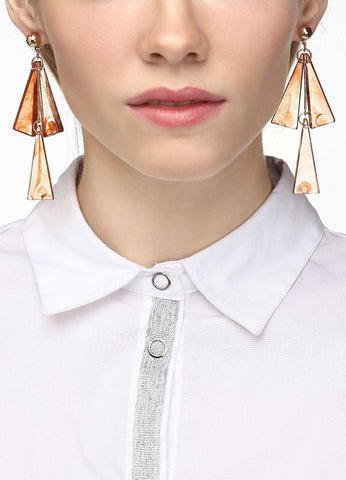 Lady Geisha Earrings Earrings - FIACCI