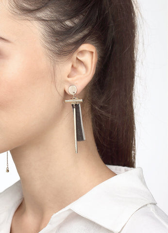 Long And Lean Glamour Earrings Earrings - FIACCI