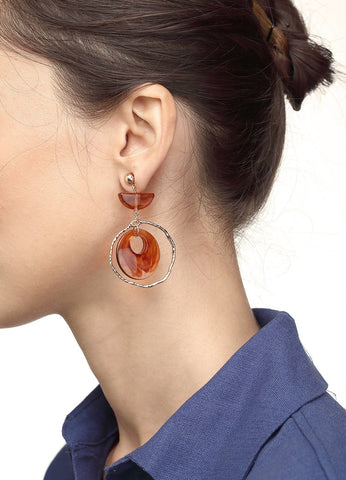 Marooned On A Desert Island Earrings Earrings - FIACCI