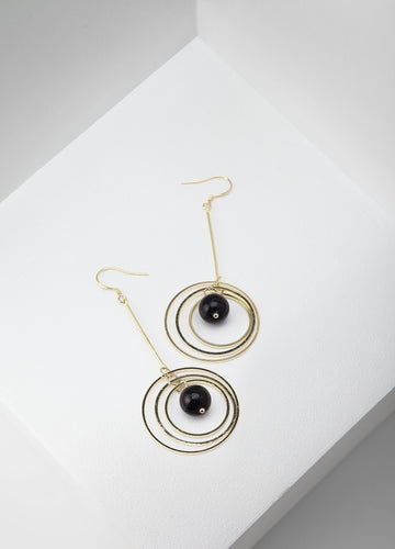 Orbit Obsession Earrings Earrings - FIACCI