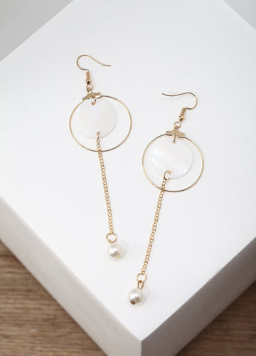 Pearl Passion Earrings Earrings - FIACCI