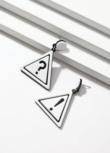 Send Me A Sign Earrings - FIACCI