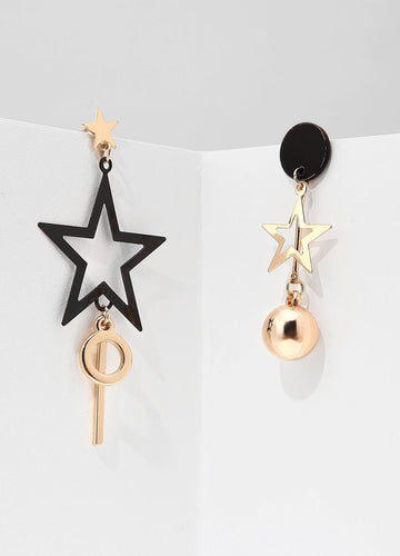 Super Star Earrings Earrings - FIACCI