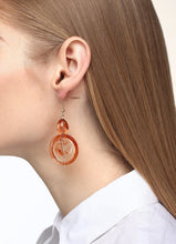 Tortoise Hoop Earrings Earrings - FIACCI