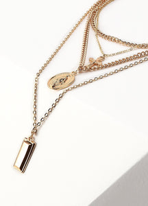 Love Of Mary Necklace Necklaces - FIACCI