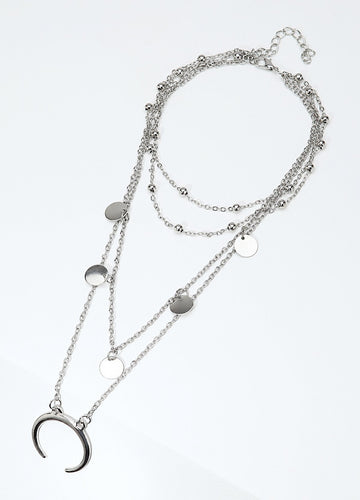 Pretty As A Picture Necklace (silver) Necklaces - FIACCI