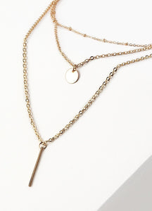 Simply Divine Necklace Necklaces - FIACCI