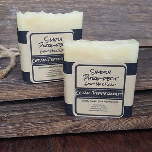 Cedar Peppermint - Simply Pure-fect, Inc.