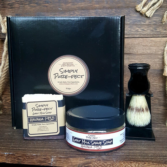 Goat Milk Shave Soap - Simply Pure-fect, Inc.