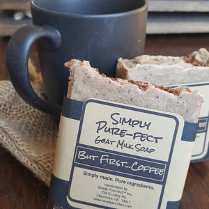 But First...Coffee - Simply Pure-fect, Inc.