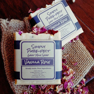 Vanilla Rose - Simply Pure-fect, Inc.