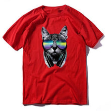 COOL CAT TEE (Multiple Colors)
