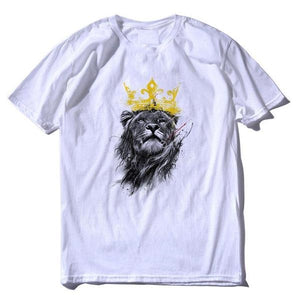 LION'S CROWN TEE