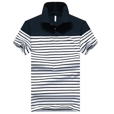 Men's Slim Fit Summer Polo