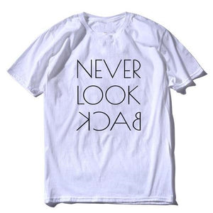 Never Look Back Tee