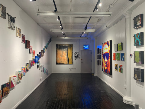 Exhibitions of gallery 104 New York City – Gallery 104