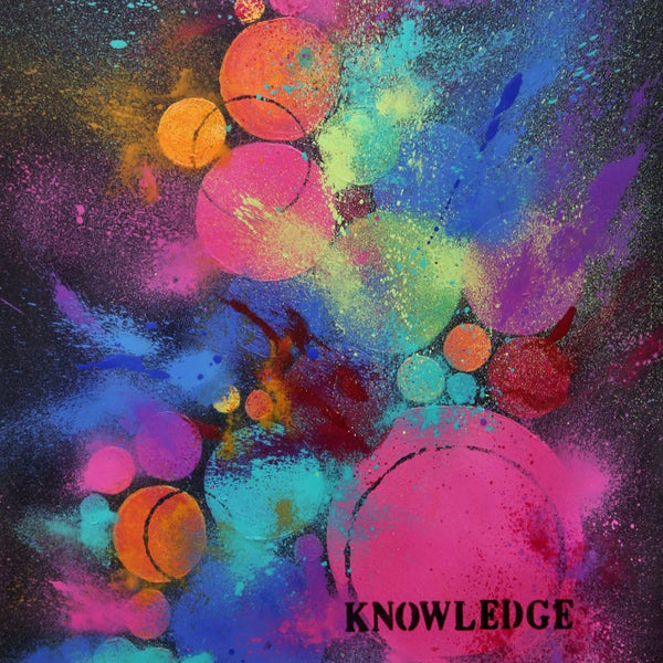 Knowledge by Joanna Bladh, Acrylic on Canvas