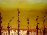 """Sunset on the Serengeti"" by Tondra Philana, Acrylic with Gloss Finish"
