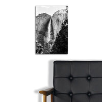 """The Tree's Footprint at Yosemite Falls"" by Mohammed Shamma, Giclee"