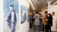 10% off Gallery 104 Monthly Exhibition MV
