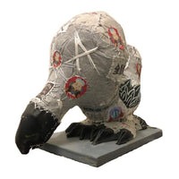 """Dodo"" by Yoshi, Fabric Sculpture"