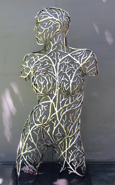 Live from the Vine by Scott Wilkes, Metal Sculpture