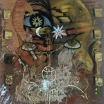 Lucero Mundo by Leyssy O'Farrill Nicholas, Mixed Media on Canvas