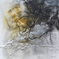 """INTROSPEZIONI"" by Daniela Pasqualini, Mixed Media on Canvas"