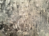 """Gray Today"" by Daniele Dowling, Acrylic on Canvas"