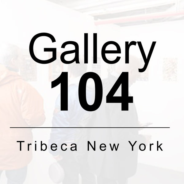 $750 Deposit- 8'X10' Gallery 104 Booth Exhibition VIP Preview Deposit - CC