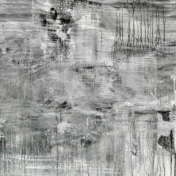 """Sans Titre 2"" by Franck Bertran, Mixed Media on Canvas"