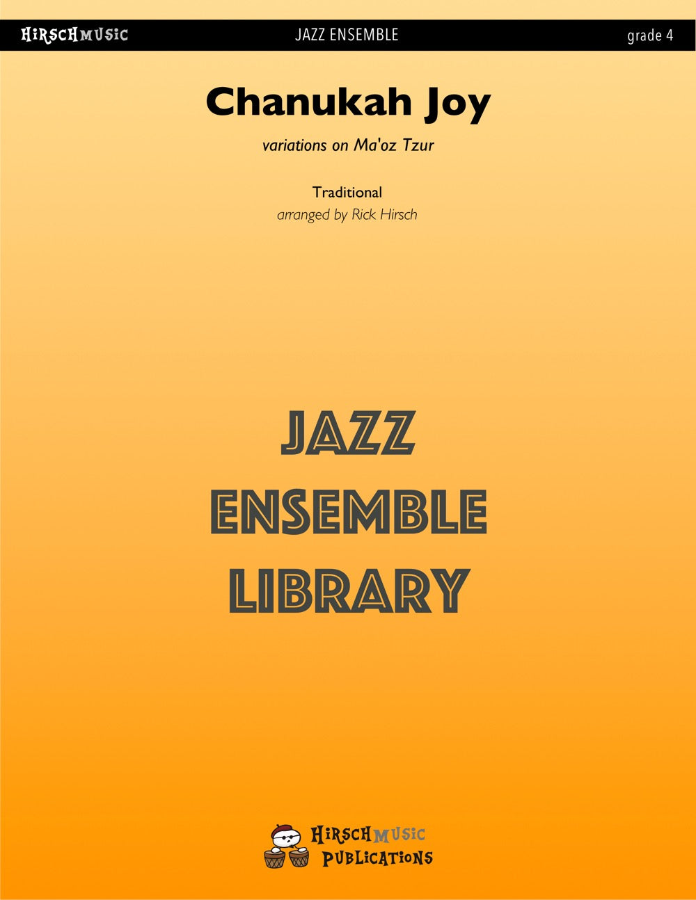 Chanukah Joy: variations on Ma'oz Tzur