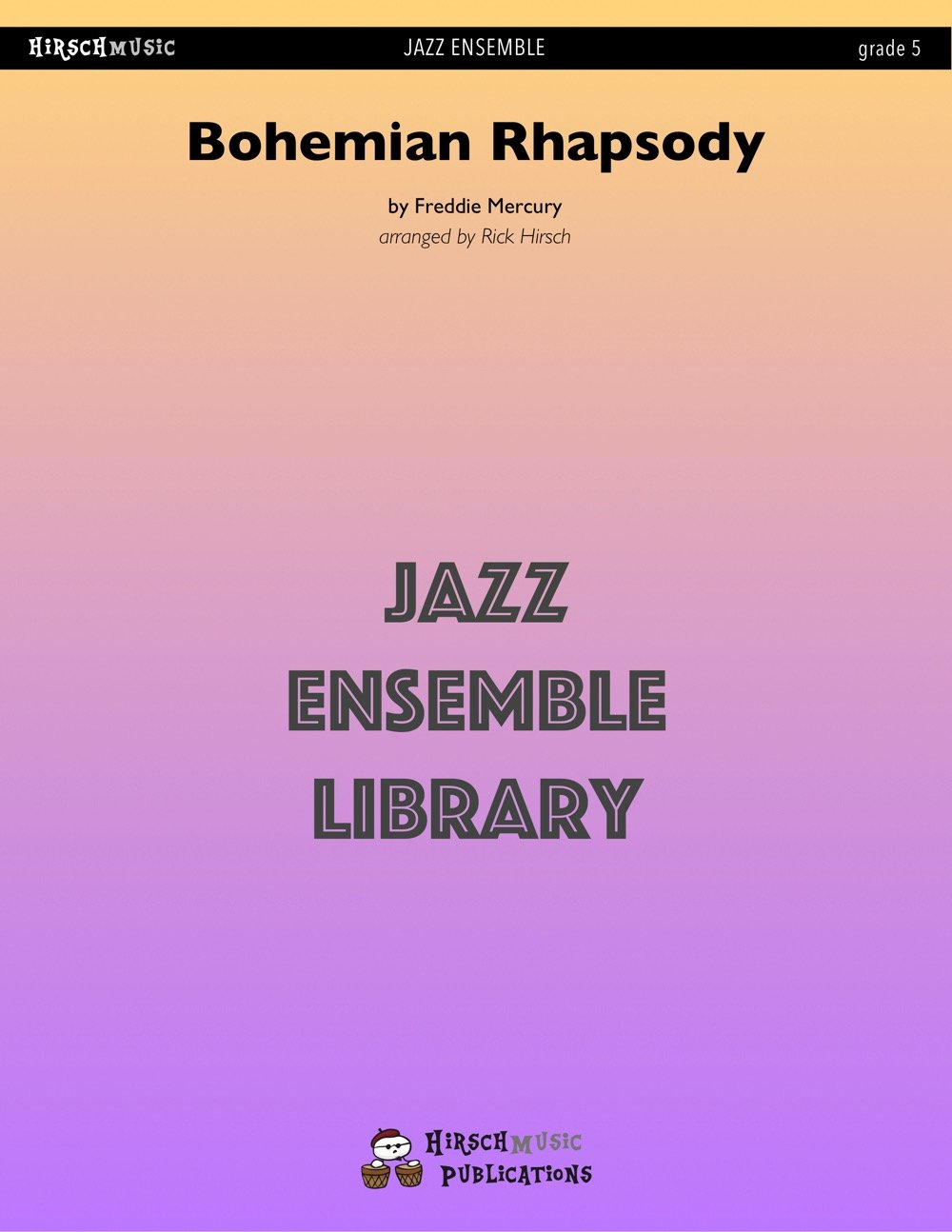 Bohemian Rhapsody Jazz Ensemble: Advanced